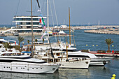 yachting harbour, Americas Cup 2007,  Valencia, Spain