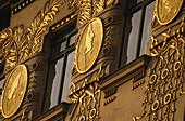 Vienna Secession building, Vienna, Austria