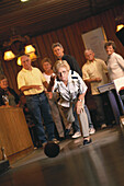 Senior citizens bowling, Hobby