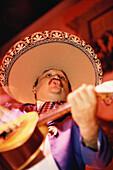 Mariachi musician, Cancun, Quintana Roo, Peninsula, Yucatan, Mexico
