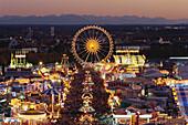 Oktoberfest, Munich, Bavaria, Germany