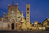 Cathedral Santo Stefano, Orato, Tuscany, Italy