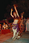 Club Med. Jerba la Douce, Animation with Oriental Dance, Djerba, Tunesia