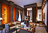 The Garden Suite in Hotel Sukhothai, Holiday, Luxury, Bangkok, Thailand
