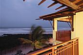 View from the balcony in the evening, Sea, Furama Resort, Holiday, Hotel, Danang, Vietnam