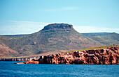 Coastal area, Mexico, Sea of Cortez, Baja California, La Paz