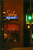 Restaurant Schatzi on Main, Santa Monica, Los Angeles, L.A., California, USA
