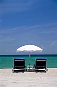 Beach Impression, South Beach, Miami, Florida, USA