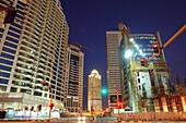 Das moderne Doha, Katar, Qatar