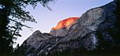 Half Dome, Yosemite National Park, California, USA, America