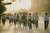 Bikers, Beijing, China