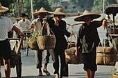 Porters, China