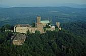 Wartburg Castle, Thueringen, Germany