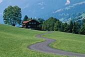 Farmhaus in Emmental, Canton Bern, Switzerloand
