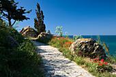 Cape Kaliakra, Black Sea, Bulgaria, Europe
