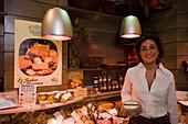 Tutusaus, delicatessen, near Avinguda de Diagonal, St. Gervasi, Barcelona, Spain