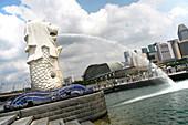 Merlion, Singapore Symbol, Singapore