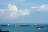 Singapore Harbor, Singapore