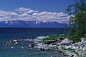 Ushkany Islands, Lake Baikal, Zabaikalsky National Park, Sibiria, Russia