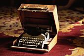 Jack London Typewriter, Glen Ellen, Sonoma Valley, California, USA