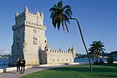 Torre de Belem, Tajo, Lisbon, Portugal