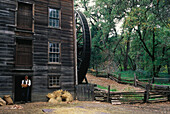 Bale Grist Mill, State Historic Park, Saint Helena, Napa Valley, California, USA