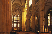 Regensburg Cathedral, Regensburg, Bavaria, Germany