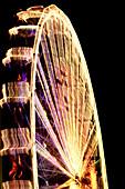 Ferriswheel, Kaufbeuren, Bavaria, Germany