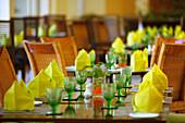Restaurant, Angsana resort, Bintan Island, Indonesia
