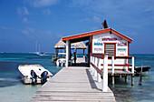 Diving School, San Pedro, Ambergris Caye, Belize