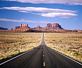 Monument Valley National Park. Arizona, USA