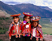 Inca Sacred Valley. Near Cuzco. Peru.