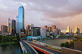 Melbourne City. Victoria. Australia. April 2006