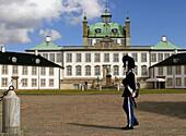 Fredensborg Palace. Sjaeland. Denmark.