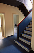 Staircase. Bauhaus Master s House (Walter Gropius, 1926), restored 1994. Dessau, Germany