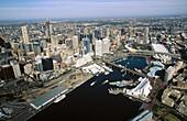 Darling Harbour. Sydney. Australia