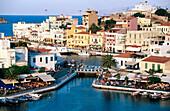 Agios Nikolaos. Crete. Greece