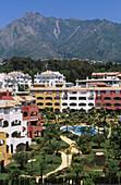 Residential development. Marbella. Malaga province. Costa del Sol. Andalucia. España
