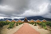 Bodegas Ysios. By Santiago Calatrava. Laguardia, Rioja alavesa. Alava. Euskadi, Spain