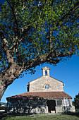 Andra Mari chapel. Górliz. Vizcaya. Euskadi. Spain.