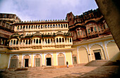 Details of Mehrangarh. Jodhpur. Rajasthan. India