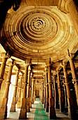 Jama Masjid mosque in Ahmedabad. Guyarat. India