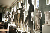 Collection of plaster casts (University Collection of Classical Antiquities). Academic Art Museum. Bonn. Germany