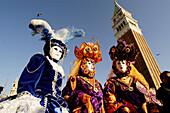 Venice carnival. Venice. Veneto. Italy.