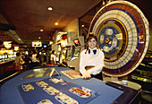 Imperial Palace. The wheel. Las Vegas. Nevada, USA