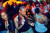 Luanda African discoteque at Docas. Lisbon. Portugal.