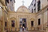 Scuola di San Giovanni Evangelista, the entrance. Venezia (Venice). Italy.