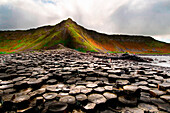 Giant s Causeway. North Ireland. Ireland.