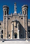 Catholic Cathedral. Jerusalem. Israel
