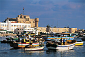 Qait Bay fortress. Alexandria. Egypt